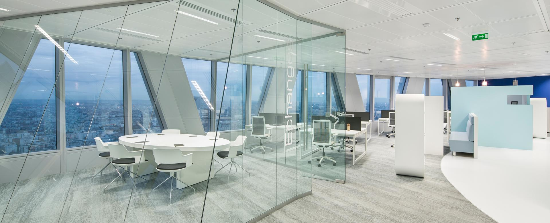 Office Partitions, Movable Office Partitions And Interior Fit Out ...