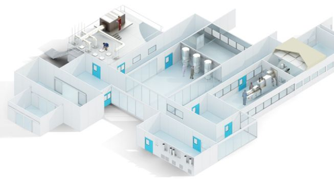 Clestra Cleanroom Turnkey cleanroom design construction and