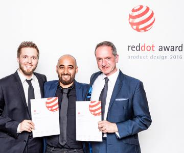 RED DOT AWARD 2016